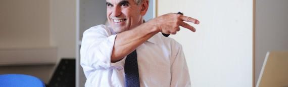 Dr Howard Markman kutsub eestlasi PREP koolitusele